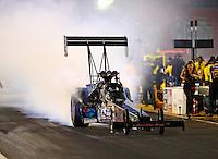 Jul 29, 2016; Sonoma, CA, USA; NHRA top fuel driver Scott Palmer during qualifying for the Sonoma Nationals at Sonoma Raceway. Mandatory Credit: Mark J. Rebilas-USA TODAY Sports