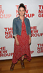 """Sara Bareilles attends the Opening Night of The New Group World Premiere of """"All The Fine Boys"""" at the The Green Fig Urban Eatery on March 1, 2017 in New York City."""