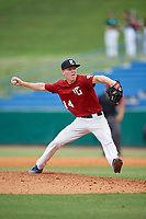 Seaver Sheets (14) of Sterlington High School in Monroe, LA during the Perfect Game National Showcase at Hoover Metropolitan Stadium on June 18, 2020 in Hoover, Alabama. (Mike Janes/Four Seam Images)