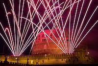 20150629 ROMA-CRONACA: GIRANDOLA DI CASTEL SANT'ANGELO