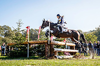 BEL-Lara de Liedekerke-Meier rides Cascaria V during the Cross Country for the CCIO4*-NC-L. 2021 NED-Military Boekelo - Enschede FEI Nations Cup Eventing. Boekelo, Netherlands. Saturday 9 October 2021. Copyright Photo: Libby Law Photography