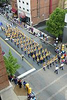dogwood parade band