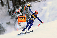 19th December 2020; Saslong, Val Gardena, Tyrol, Italy; International Ski Federation Alpine Ski World Cup, 2nd Men's Downhill, Val Gardena; Christof Innerhofer (ITA)