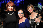 From left: Cheryl Sawyer, Delores Marcil and Cherry Whitley at the San Luis Salute in Galveston Friday  Feb. 08, 2013.(Dave Rossman/ For the Chronicle)