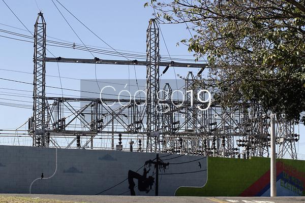 Campinas (SP), 31/08/2021 - Energia Eletrica -  A Agencia Nacional de Energia Eletrica (Aneel) deve anunciar ainda nesta terca-feira (31) o valor da bandeira vermelha patamar 2, nivel tarifario mais alto que esta mantido na conta de luz de setembro. Atualmente, a taxa esta em R$ 9,49 a cada 100 quilowatts-hora (kWh). (Foto: Denny Cesare/Codigo 19/Codigo 19)