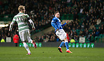 Celtic v St Johnstone.....04.03.15<br /> Danny Swanson scores his goal<br /> Picture by Graeme Hart.<br /> Copyright Perthshire Picture Agency<br /> Tel: 01738 623350  Mobile: 07990 594431