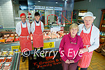 Tommy and Cait Cronin Cronins Butchers Killarney with Denis and Tommy Jnr