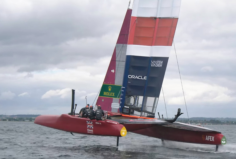 Promoters say each two-day SailGP event is estimated to be worth about €20m to the local economy