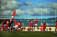 120425 Wellington Club Rugby - Marist St Pats v Poneke