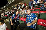 HSBC Hong Kong Rugby Sevens 2017 on 07 April 2017 in Hong Kong Stadium, Hong Kong, China. Photo by Chris Wong / Power Sport Images