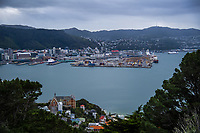 CentrePort in Wellington, New Zealand on Thursday, 25 June 2020. Photo: Dave Lintott / lintottphoto.co.nz