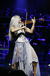 """Mairead Nesbitt during the Broadway Opening Night Performance Curtain Call of  """"Rocktopia"""" at The Broadway Theatre on March 27, 2018 in New York City."""
