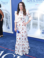 """01 September 2021 - West Hollywood, California - Elizabeth Reaser. FX's """"Impeachment: American Crime Story"""" Premiere held at The Pacific Design Center. Photo Credit: Billy Bennight/AdMedia"""