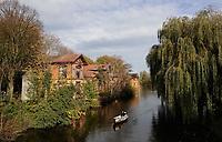 Nederland  Amsterdam -  2020.  Plantage Muidergracht.  Historische gebouwen van Artis. Foto : ANP/ HH / Berlinda van Dam