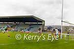 Nathan Guerin, Kerry scores his side's fourth goal in the Allianz National Hurling League Division 2A Round 4 at Austin Stack Park, Tralee on Saturday.