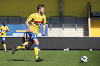 Rubin Seiners (23) of Westerlo in action during a friendly soccer game between KVC Westerlo and Belgium U21 on Tuesday 30 th of March 2021  in Het Kuipje , Westerlo Belgium . PHOTO SPORTPIX.BE | SPP | SEVIL OKTEM
