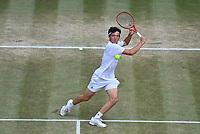 8th July 2021, Wimbledon, SW London, England; 2021 Wimbledon Championships, quarterfinals;  Junior Event Max Hans Rehberg , Germany