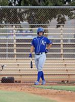 Tyler Gentry - 2020 AIL Royals (Bill Mitchell)