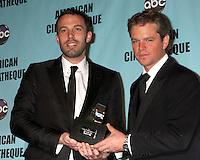 American Cinematique Honors Matt Damon