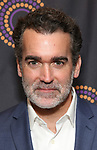 Brian d'Arcy James attends The 69th Annual Outer Cirtics Circle Awards Dinner at Sardi's on 5/23/2019 in New York City.