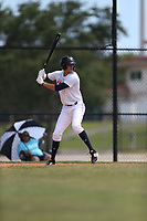 Christian Muniz (69) of Miami Christian High School in Homestead, Florida during the Under Armour Baseball Factory National Showcase, Florida, presented by Baseball Factory on June 12, 2018 the Joe DiMaggio Sports Complex in Clearwater, Florida.  (Nathan Ray/Four Seam Images)