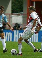 Sasha Victorine, Argentina vs. USA, Miami, Fla.