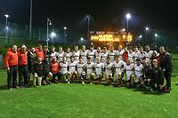 041218 - Ulster U19 vs Australia Schools
