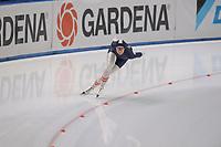 SPEEDSKATING: 07-12-2018, Tomaszów Mazowiecki (POL), ISU World Cup Arena Lodowa, 1000m Ladies Division A, Vanessa Herzog (AUT), ©photo Martin de Jong