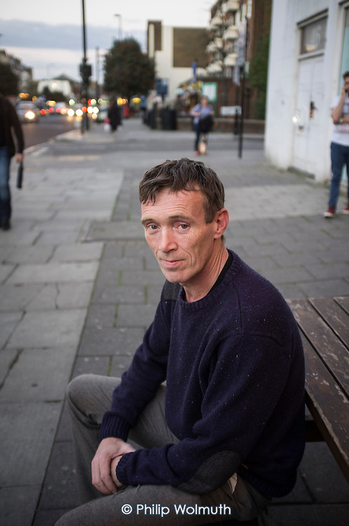 Thomas McCarthy, Irish Traveller, Folk Singer and Storyteller.