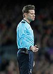 German referee Felix Brych during Champions League 2015/2016 match. April 5,2016. (ALTERPHOTOS/Acero)