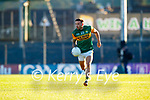 Micheál Burns, Kerry, during the Munster Football Championship game between Kerry and Clare at Fitzgerald Stadium, Killarney on Saturday.