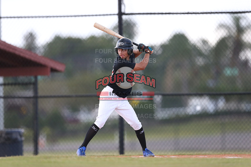 Abdiel Ortiz (60) of Colegio Valvanera High School in Coamo, Coamo during the Under Armour Baseball Factory National Showcase, Florida, presented by Baseball Factory on June 12, 2018 the Joe DiMaggio Sports Complex in Clearwater, Florida.  (Nathan Ray/Four Seam Images)