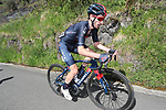 Adam Yates (GBR) Ineos Grenadiers during Stage 6 of the Itzulia Basque Country 2021, running 111.9km from Ondarroa to Arrate, Spain. 10th April 2021.  <br /> Picture: Luis Angel Gomez/Photogomezsport | Cyclefile<br /> <br /> All photos usage must carry mandatory copyright credit (© Cyclefile | Luis Angel Gomez/Photogomezsport)