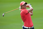 CHON BURI, THAILAND - FEBRUARY 17:  Suzann Pettersen of Norway plays a shot on the 7th hole during day one of the LPGA Thailand at Siam Country Club on February 17, 2011 in Chon Buri, Thailand. Photo by Victor Fraile / The Power of Sport Images