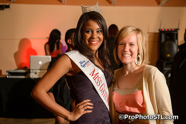 """Second annual """"She is Queen"""" Charity Fashion Show at Bridgeton Banquet Center in St. Louis, MO on Dec 17, 2012."""