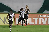 Campinas (SP),05/12/2020 - Guarani-Ponte Preta - Matheus Peixoto comemora gol da Ponte Preta. Partida entre Guarani e Ponte Preta válida pelo Campeonato Brasileiro da Série B nesta terça-feira (05) no estádio Brinco de Ouro em Campinas, interior de São Paulo.