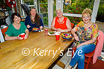 Launching the Ladies who Lunch at the Ballyseede Garden Centre on Saturday, l to r: Breda Hurley, Caroline Killeen, Mairead O'Sullivan and Sheila Martin.