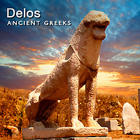 Delos Island Greece | Delos Pictures, Photos, Images & Fotos