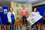 Pictured at the Information open day on the UNESCO Transatlantic Cable Project held in the Royal Hotel Knightstown, Valentia on Saturday were l-r; Mary Rose Stafford(IT Tralee & Committee), Mark Roosli(Mirador) & Fiona Tobin(IT Tralee).