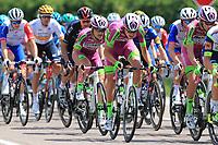 27th May 2021; Rovereto, Trentino, Italy; Giro D Italia Cycling, Stage 18 Rovereto to Stradella; 162 DE BUYST Jasper BEL, 167 OLDANI Stefano ITA