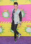 Luca Hanni at The Nickelodeon's Kids' Choice Awards 2013 held at The Galen Center in Los Angeles, California on March 23,2013                                                                   Copyright 2013 Hollywood Press Agency