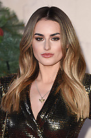 "Amber Davies<br /> arriving for the ""Surviving Christmas with the Relatives"" premiere at the Vue Leicester Square, London<br /> <br /> ©Ash Knotek  D3461  21/11/2018"