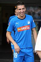 Vedad Ibisevic (Hoffenheim)<br /> TSG 1899 Hoffenheim vs. Galatasaray Istanbul, Carl-Benz Stadion Mannheim<br /> *** Local Caption *** Foto ist honorarpflichtig! zzgl. gesetzl. MwSt. Auf Anfrage in hoeherer Qualitaet/Aufloesung. Belegexemplar an: Marc Schueler, Am Ziegelfalltor 4, 64625 Bensheim, Tel. +49 (0) 6251 86 96 134, www.gameday-mediaservices.de. Email: marc.schueler@gameday-mediaservices.de, Bankverbindung: Volksbank Bergstrasse, Kto.: 151297, BLZ: 50960101