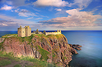 SC - Prov. ABERDEENSHIRE<br /> Dunottar Castle at Stonehaven<br /> <br /> Full size: 69,2 MB