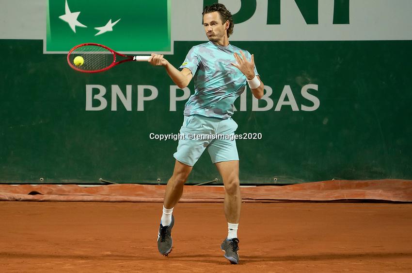 Paris, France, 30 May, 2020, Tennis, French Open, Roland Garros, Men's doubles: Wesley Koolhof (NED)<br /> Photo: Susan Mullane/tennisimages.com