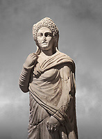 Roman statue of Demiougous, 2nd century AD from Hierapolis. Hierapolis Archaeology Museum, Turkey