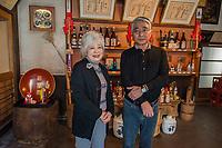 Morita Sake Brewery