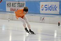 SCHAATSEN: HEERENVEEN: 18-10-2018, IJsstadion Thialf, schaatstraining, ©foto Martin de Jong
