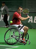16-02-12, Netherlands,Tennis, Rotterdam, ABNAMRO WTT,  Robin Ammerlaan