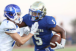 Boswell 17 Brewer 0 Football
